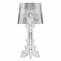 clear desk lamp