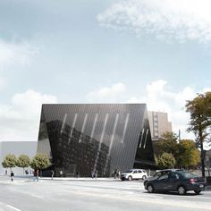 MOCA Cleveland: A New Home for the Wandering Museum - Entertainment Designer - Modern Museum Design in Urban Settings by Farshid Moussavi