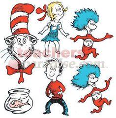 83 best teacher wish list images on pinterest school teachers large dr seuss characters 2 sided deco kit from teachersparadise teacher supplies publicscrutiny Image collections