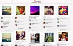 Meet your new addiction: Pingram, a mashup of Pinterest & Instagram