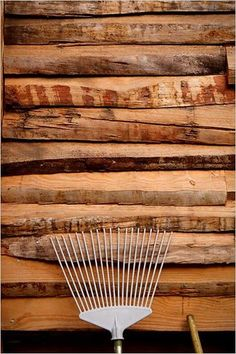 Loggers cut offs can be cheap skirting boards or cladding