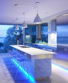 Wonderful Modish Kitchen Lighting