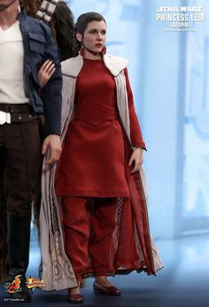 Hot Toys : Star Wars: The Empire Strikes Back - Princess Leia (Bespin) scale Collectible Figure Star Wars Boba Fett, Star Wars Clone Wars, Star Wars Art, Star Trek, Star Wars Toys, Lego Star Wars, Star Wars Princess Leia, Princess Star, Space Princess