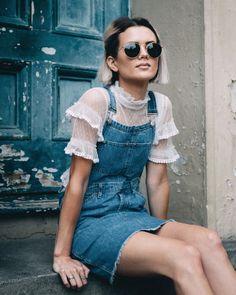 3 Denim Looks To Wear This Weekend (Bloglovin' Fashion)