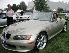 BMW Z3 Pearl Beige