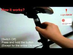 Un fantastico prodotto: tubo reggisella con 5 LED integrati! Unisce in maniera semplice praticità e design, per dare un tocco unico alla tua bici con un occhio alla sicurezza, ed è incredibilmente resistente, azzerando i problemi.