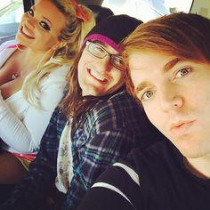 Trisha Paytas, Drew & Shane