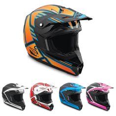 MSR Youth Assault Off Road MX Helmets