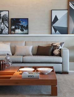 Living / Arquiteto: Bezamat Arquitetura