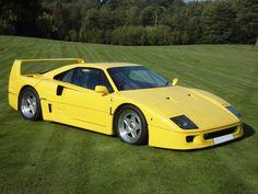 Ferrari F40 RHD