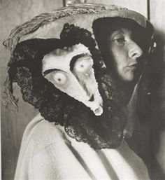 Mask by Leonora Carrington