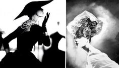 """American photography legend Lillian Bassman, who at 93 says she uses """"the same techniques in Photoshop as I did in the darkroom,"""""""