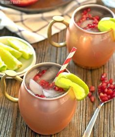 I'm for sure bringing ginger beer for some Moscow mules this year. 17 Thanksgiving Cocktails So Good, They Rival Pumpkin Pie