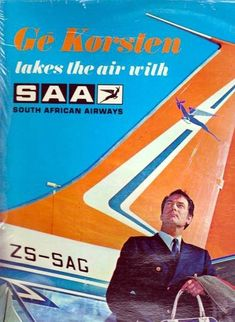 Do you remember. Vintage Travel Posters, Vintage Airline, My Childhood Memories, African History, Old Pictures, South Africa, Aircraft, Johannesburg City, Air Lines
