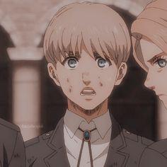 Attack On Titan Season, Attack On Titan Anime, Armin Snk, Mermaid Boy, Animes Wallpapers, Aesthetic Anime, Anime Characters, Titanic, Fan Art