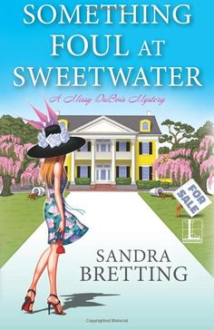 Louisiana hat maker Miss DuBois is making a name for herself veiling Southern brides-to-be with her sophisticated designs. She's also gaining a reputation for unveiling murderers . . . Missy is shocked when she sees the asking price for the Sweetwater mansion . . . in a good way.