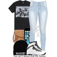steel 10s, created by mindlesslyamazing-143 on Polyvore