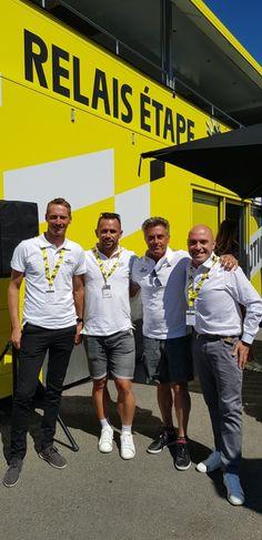 Relais Etape Officiel Tour de France 2019 Officiel, Broadway, Sports, Hs Sports, Sport