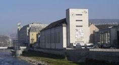 Kultur- und Eventhaus von ewz - Eventlocation in Zürich #Loft Multi Story Building, Loft, Culture, Lofts, Attic Rooms, Attic, Mezzanine