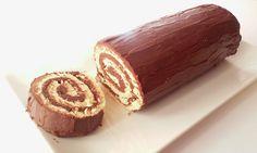 Cocina con Rosana: Brazo de gitano de chocolate