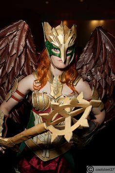 Hawkgirl #cosplay