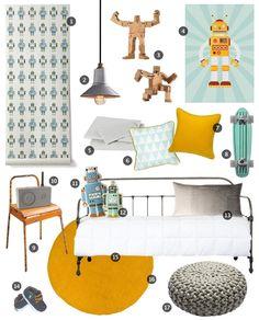 Room-Bot | Little Gatherer