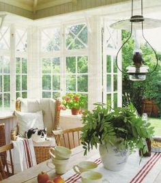 Art veranda for-the-home Cottage Porch, Cozy Cottage, Cottage Style, Interior Trim, House Made, Dream Decor, My Dream Home, Dream Homes, Beautiful Space