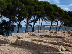 Empuries: I was amazed at this archaeological site which has both Ancient Greek and Roman ruins overlooking the sea.