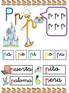 Álbumes web de Picasa Hands On Activities, Learning Activities, Kids Learning, Abc Preschool, Numbers Preschool, Have Fun Teaching, Teaching Spanish, Spanish Lessons, France