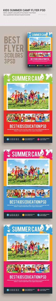 Kids Summer Fun Camp  Camps  Fun And Summer