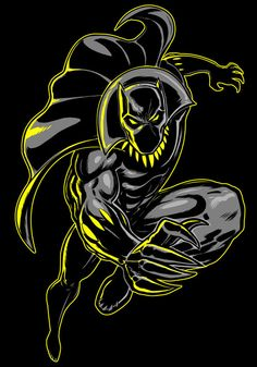 Black Panther Prestige Series 3.0  Created by Terry Huddleston
