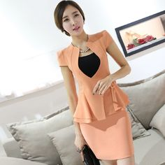 Find More Blazers Information about S  3XL new 2015 summer blaser feminino Korean fashion ruffle Slim ladies office suit jacket womens plus size shrugs blazer D3860,High Quality jacket color,China jacket wholesaler Suppliers, Cheap jacket case from SunBrand Technology CO.,LTD on Aliexpress.com