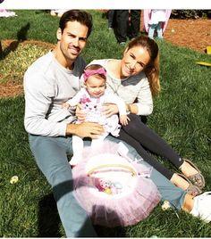 Eric & Jessie James Decker Family Easter