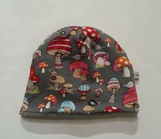 Lue med fleecefor str 7�r- voksen Fashion Backpack, Beanie, Backpacks, Hats, Hat, Beanies, Women's Backpack, Backpack
