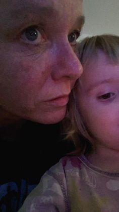 min dejlige datter og hendes datter