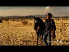 Longmire, The Great Spirit (clip)