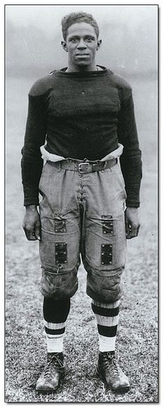 """Frederick Douglass """"Fritz"""" Pollard (January 27, 1894 – May 11, 1986) was the first African American head coach in the National Football League (NFL). Pollard along with Bobby Marshall were the first..."""