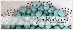 10. Freckles  sewtasteful