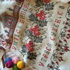 Вышиванка - уроки вышивки крестом - фото