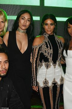 Kim Kardashian's assistant Stephanie Shepherd has posted a note to the reality star's website to announce she, along with Kim's other friends and family, will be posting updates while she takes time off