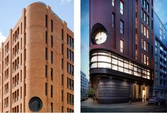 Tremendous success for Britain's Brick Specialists at Brick Awards! http://www.mbhplc.co.uk/tremendous-success-britains-brick-specialists-brick-awards  Eight Artillery Row designed by Make Architects