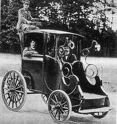 1899 Hautier, oldsmobile, wheels, history, curves, wheels, beautiful, photograph, photo b/w.