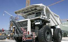 壁紙をダウンロードする Liebherr T282B, 鉱山トラック, 大きなトラック, ドイツのトラック