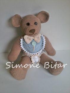 Ai, meu ursinho blau blau de brinquedo... ...vou contar pra você um segredo         LANÇAMENTO!!!!!!!!  Ursinho Tilda Baby.  Chegando na Lojinha também, passa lá: www.recanto.loja2.com.br