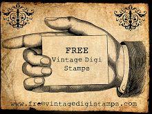 **FREE ViNTaGE DiGiTaL STaMPS**...free printables