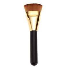 NEW Professional Cosmetic Pro 163 Flat Contour Brush Big Face Blend Makeup Brush GUB# -  http://mixre.com/new-professional-cosmetic-pro-163-flat-contour-brush-big-face-blend-makeup-brush-gub/  #MakeupBrushesTools