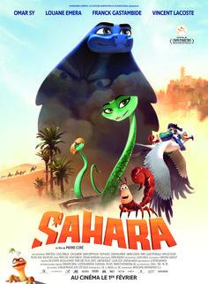 Lassés d'être les souffre-douleur de leur communauté, Ajar le serpent et son pote Pitt le scorpion décident de tenter leur chance dans l'oasis voisine où vit la haute bourgeoisie du désert saharien et d'y retrouver Eva, une belle serpente dont Ajar e...