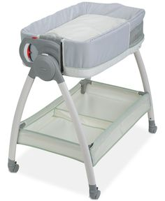 Details about Portable Baby Bassinet Infant Sleeper Crib Bed