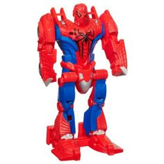 The Amazing Spider-Man 2012 Flip and Attack Spider Racer transforming Action Figure by Hasbro Inc, http://www.amazon.com/dp/B0088CZ75U/ref=cm_sw_r_pi_dp_308fsb0WFVZVW
