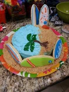 Teen beach movie party - not so much the came, but the surfboard cookies It's Your Birthday, Baby First Birthday, 8th Birthday, Birthday Ideas, Birthday Parties, Teen Beach Party, Teen Beach 2, Movie Party, Party Time